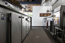 Arcus Custom Chefs Fridge