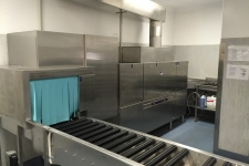 Mt Lawley Hospital Washtech CD150 Dishwasher
