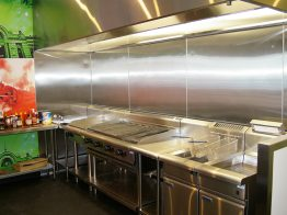 Commercial Kitchen Fitout