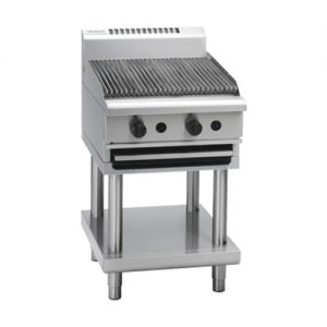 Waldorf 800 Series CH8600G-LS - 600mm Gas Chargrill Leg Stand