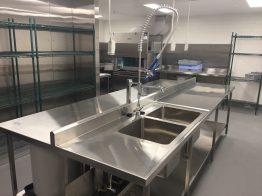 Commercial Kitchen Equipment - Aloft Hotel