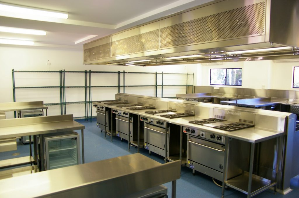 Commercial Exhaust Canopies | Commercial Kitchen Hoods - Arcus