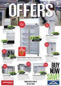 Skope Commercial Refrigeration Specials