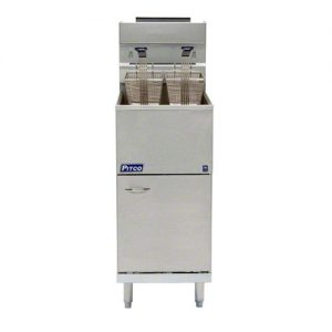 Pitco 35C+S Commercial Fryer