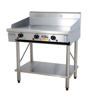 Goldstein GPGDB36 915mm Griddle On SB36 Stand