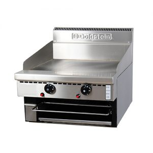 Goldstein GPGDBSA24 610mm Griddle Toaster