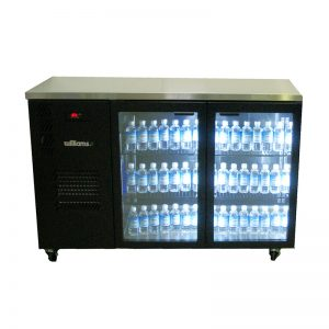 Williams HC2UGB Cameo Commercial Bar Fridge
