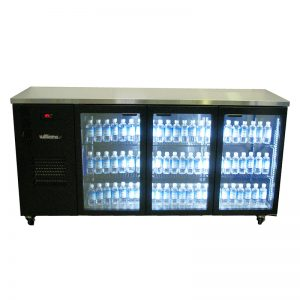 Williams HC3UGB Cameo Commercial Bar Fridge
