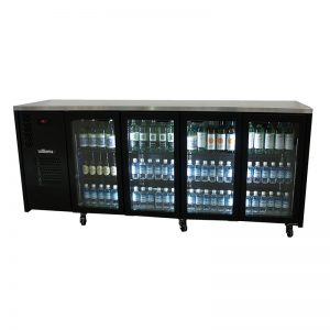 Williams HC4UGB Cameo Commercial Bar Fridge