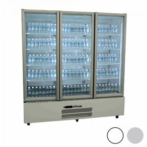 Williams HQS3GDCB Commercial Display Fridge