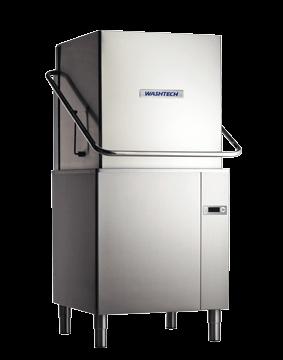 Washtech AL Commercial Dishwasher