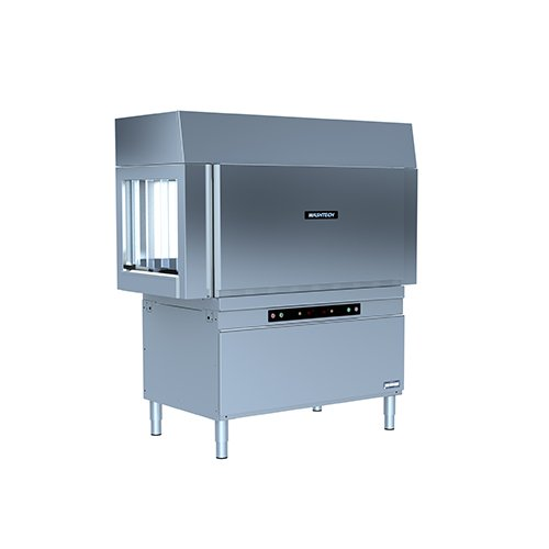 Washtech-CDE120-Commecial-Dishwasher