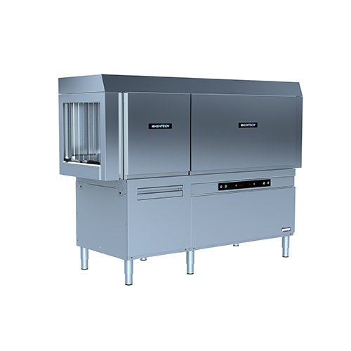 Washtech-CDE180-Commecial-Dishwasher
