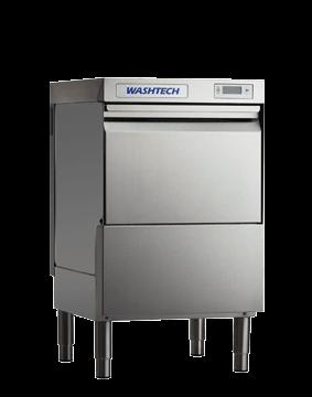 Washtech-GM-Commercial-Dishwasher