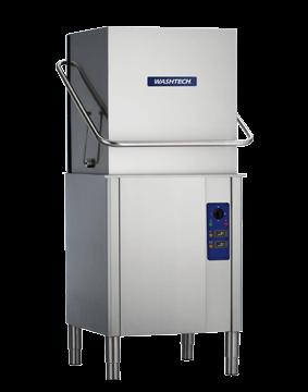 Washtech XP Commercial Dishwasher