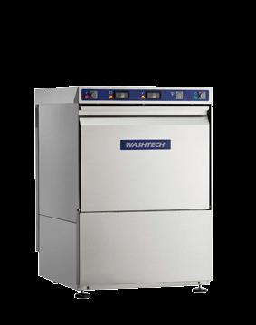 Washtech XU Commercial Dishwasher